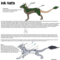 Ink Rat Species Bio by Dragonap
