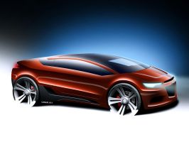 Chevy Coupe by cananea