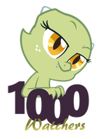 1000 Watchers by QueenCold