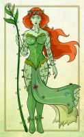 Warrior Goddess Ivy by Ciro1984