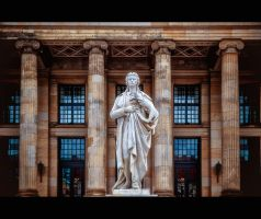Berlin - Gendarmenmarkt I by calimer00