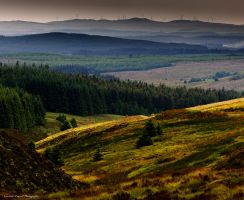 A 21st Century Scottish landscape by LordLJCornellPhotos