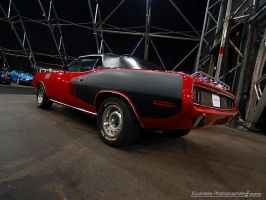 Cuda 440 Red by Swanee3