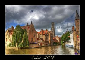 Bruges by laino
