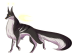 Moonfox Adoptable Auction - CLOSED by Karijn-s-Basement