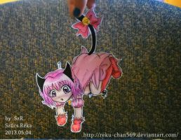 Tokyo Mew Mew paperchild by Reku-chan569
