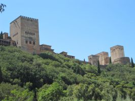 The Alhambra by Fan-Evelyne