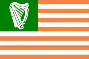 Irish-American Flag by 2y1y1z2