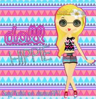 Doll Hippie -SofiEditions by SoffMalik