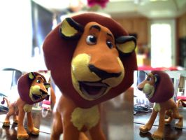 Alex from Madagascar by ryliecat