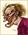 The Joker_color sample by frandrawing