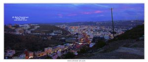 Albaha Sunset by alwafy