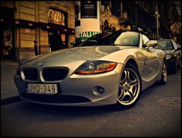 BMW Z4 II by Csipesz