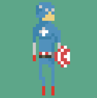 Capitan America by GianfrancoUC
