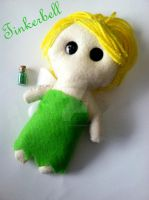 Tinkerbell doll by Brittastic174