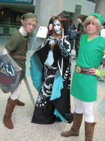Zelda group Ax 2008 by Mastershambler