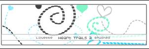 Heart Trails 2 Image Pack by Liquette