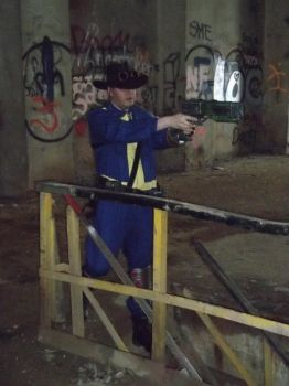 Fallout Cosplay Fotoshooting by Alucard2005