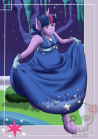 MLPFIM: Grand Galloping Gala: TwilightSparkle by Tenor