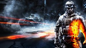 Battlefield 3 by Meffyou84