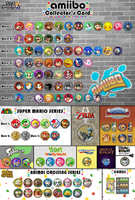 Amiibo Collector's Card Template v5.1 by SuperAj3