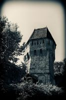 Watchtower by rhipster