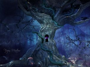 The Enchanted Forest by frozenmistress