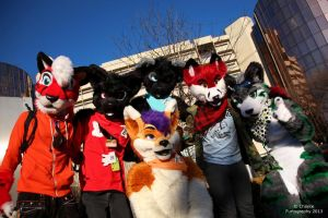 (MFF 2013) Mischief Makers Photoshoot 3 by TwitchyTigs