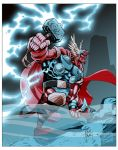 Dine N Draw Hellthor by Randygreen by cyomAn