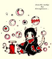 itachi neko by Lovepeace-S