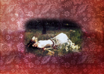 Ophelia by Waterhouse : 1 by olde-fashioned