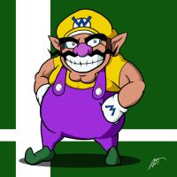 Wario by OriginalUnoriginal