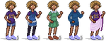 hazel levesque fashions by leukanthes