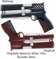 Guns by ni-kun