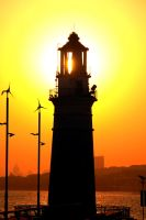 Lighthouse by MoonPhanter