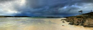 West Coast Panorama by ArwensGrace