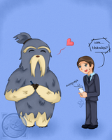 Phil meets Phil (Coulson) by Queenezha4