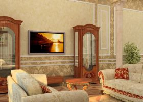 Classic Interior by ElxMa