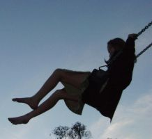 Swing Set 02 by faceless-stock