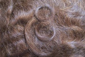 Human hair texture-3 by paintresseye