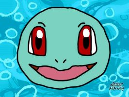 Squirtle from Pokemon by TheWizardofOzzy