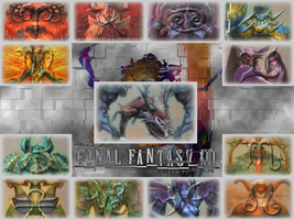 Final Fantasy XII Wallpaper by omegaarchetype