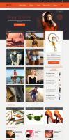 Wizz - eCommerce PSD Template by calvinogood