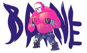 Bane by BryanTheEvery