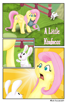 A Little Kindness - PAGE 1 by MaeraFey