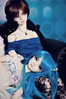 something about blue by thesaraghina
