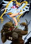 Sailor Moon VS Predator by Lord--Opal
