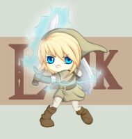 Link is Here to Save the Day by BurningOn