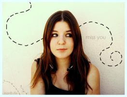 miss you by mzelBulle
