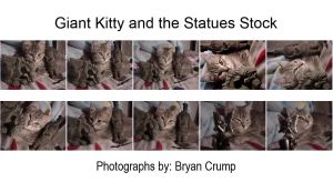Giant kitty Stock 001 by crumpstock
